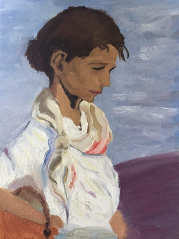Reproduction of J. Sorolla