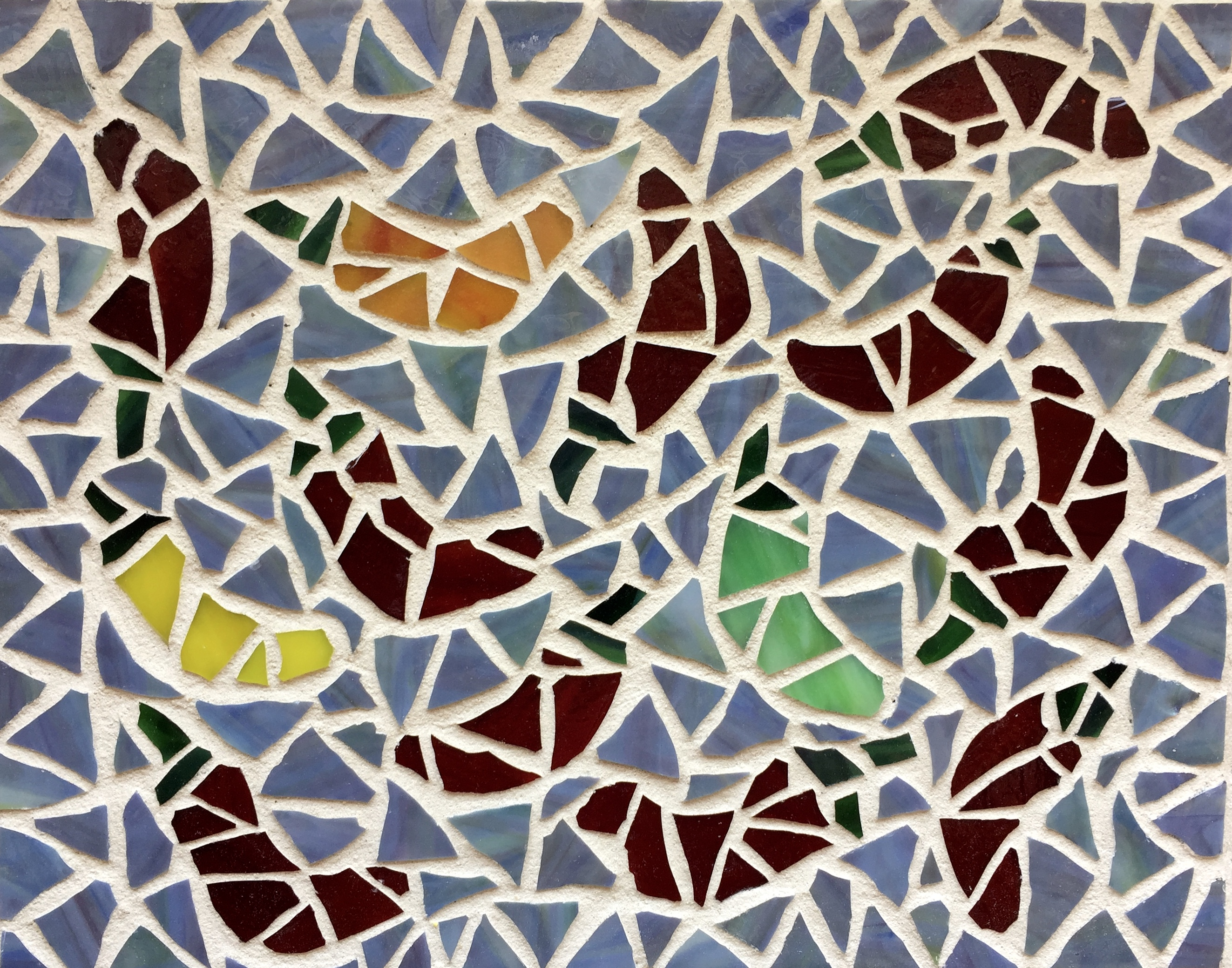 Peppers mosaic