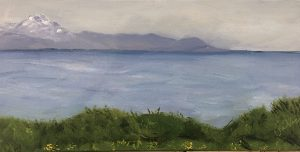 Kachemak Bay in Spring